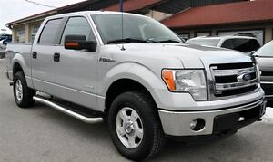 2013 Ford F-150 XLT eco boost 3.5 turbo