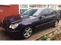 Mercedes c200 kompressor 2004