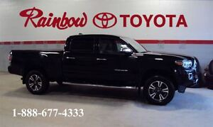 2016 Toyota Tacoma Limited V6 LOW LOW KMS