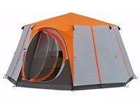 Coleman cortes octagon 8 man tent