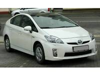 PCO Toyota peruis ready for rent