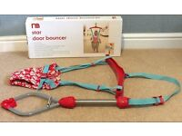 Mothercare Star Door Bouncer BNWT