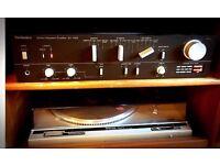 Technics Integrated Amplifier SU-V505 (1983-84)