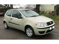 Fiat punto active for sale, MOT, very low mileage, drives well, cheap.
