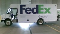 Fedex Delivery Driver