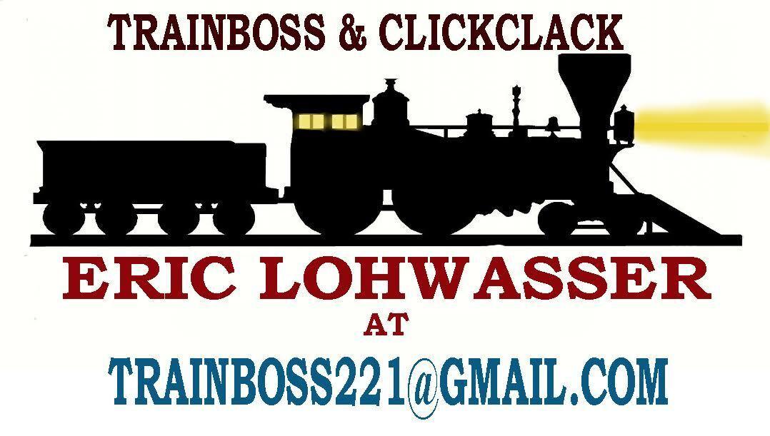custom trains at clickclack1