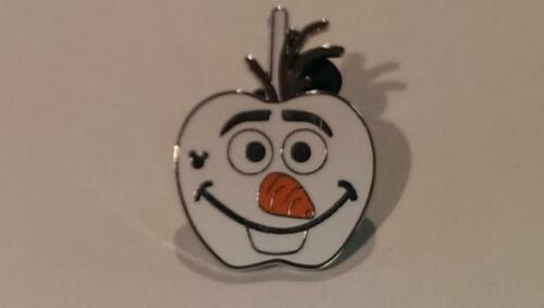 Disney Trading Pins-2015 WDW H.M. Series-Character Candy Apple-Olaf