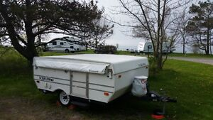 Looking for 8' tent trailer!