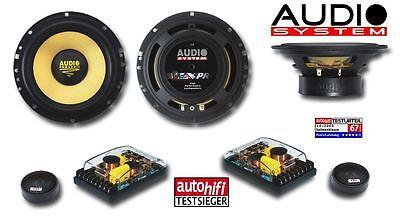 Audio System X 165 165 mm, 2-Wege Composystem Xion 165, 100 Watt...