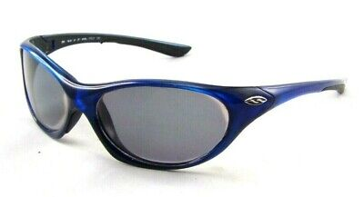 Smith Optics Spawn Sunglasses Blue Frames/ Grey (Smith Spawn Sunglasses)