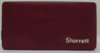 Starrett 711gcsz Last Word Dial Test Indicator