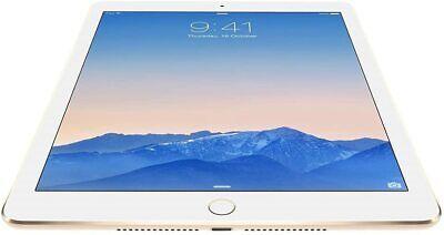 Apple iPad Air 2, WiFi+Cellular ( Unlocked ), 16GB, Model A1567,Gold Grade *A*