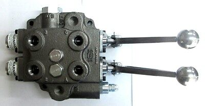 Cr Sba22 - Cross Sba Series 2 Spool Valve - Tandem Center