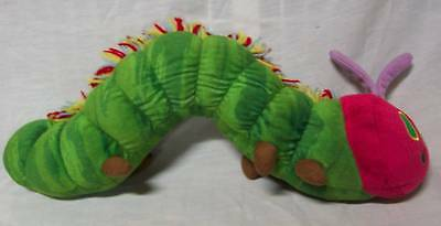 Eric Carle HUNGRY LITTLE CATERPILLAR 17