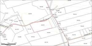 Vacant Land up to 50 acres available