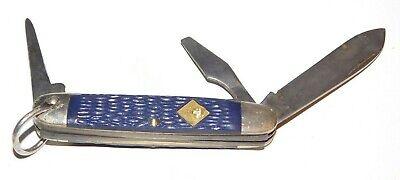 Vintage CAMILLUS New York USA CUB SCOUT BSA Pocket Knife Boy Scout nice shape!!