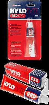 Hylomar Hylotyte 100 Red Semi Hardening Gasket Jointing Compound 02001 50g