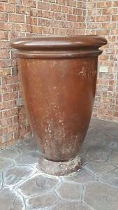 planters made out of copper patina finish Kitchener / Waterloo Kitchener Area image 1