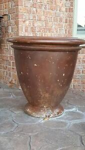 planters made out of copper patina finish Kitchener / Waterloo Kitchener Area image 2