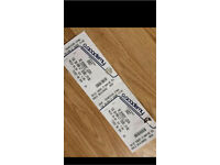 Ghost live metal band 1 ticket Leeds O2 academy 28th March 7pm