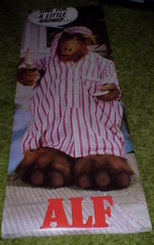 ALF TV Show Vintage HUGE Poster New Condition