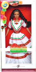 BARBIE : Cinco de Mayo ..NEW..Box not opened..NEW....Collector