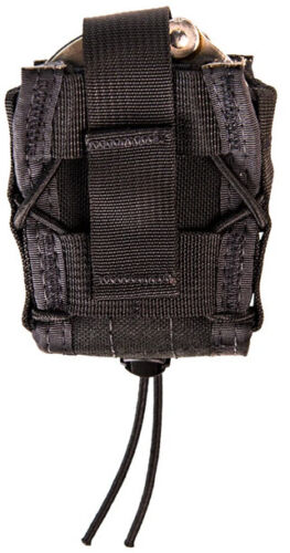 High Speed Gear 11DC00BK Handcuff TACO Molle Pouch, Black, Made in USA
