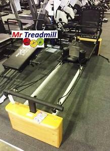 AERO PILATES REFORMER (Timber Base & Springs) | Mr Treadmill Geebung Brisbane North East Preview