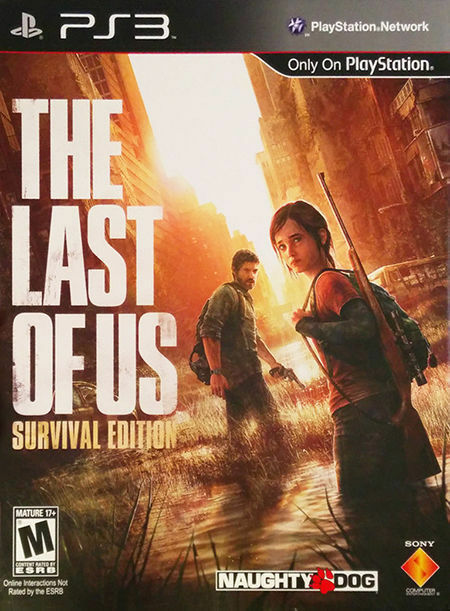 The Last of Us Survival Edition for PlayStation 3