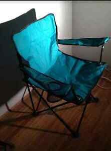 Carry-on, folding chair