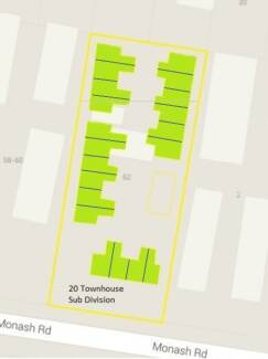 20 Townhouse Development Site / Child Care / Aged Care Centre Loganlea Logan Area Preview