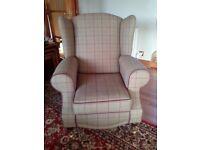 Queen Ann Style Armchair