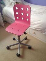 computer chair- chaise pour ordinateur