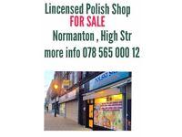 Polish Shop in Normanton , Polski Sklep