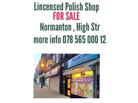 Polish Shop for Sale