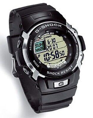 2088dbace60 ... Casio G-7700-1E Orologio G-Shock Illuminator Antiurto Sveglia Timer 200  Metri ...