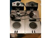 SwanSD6041 Deep Fryer - Double/used