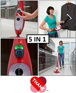 NEW THANE H2O MOP PRO X RED Appliances  Vacuums  Steamers - The most compact and versatile steam cleaner 106298715