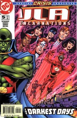 JLA: Incarnations #5