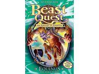 Beast Quest - Equinus the Spirit Horse (ISBN-13: 9781408303771)