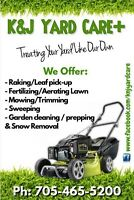 K&J Yard Care+ - LAWN CARE & more