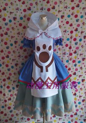 Monster Hunter Cross X Nekojo chan Catgirl Dress Cosplay Costume - Catgirl Costumes