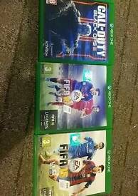 3 Xbox One Games only £15