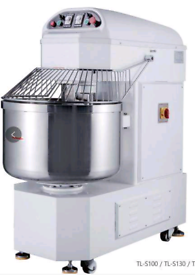 Brand New Large Commercial 40L Spiral Mixer