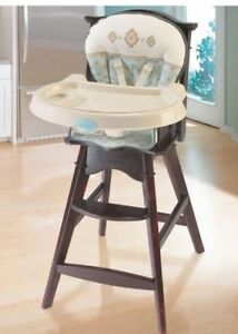 Carters Baby High Chair - Animals