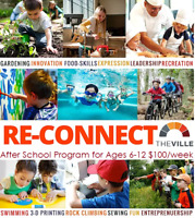 ReCONNECT After School Program @ The ViLLE