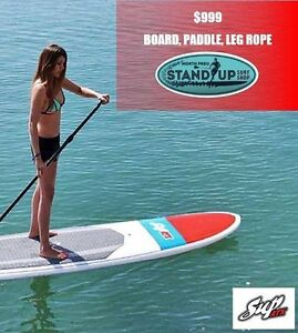 SUP ATX Stand Up Paddle Board Package North Fremantle Fremantle Area Preview
