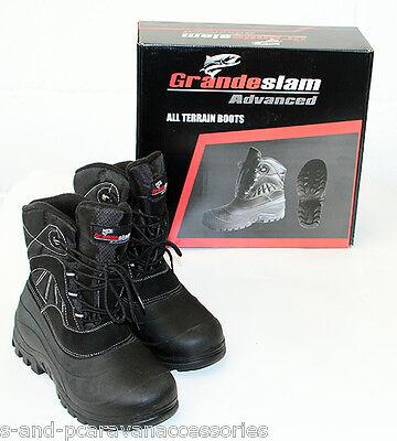 Grandeslam Four Seasons Terrain Bank Boots Size 9