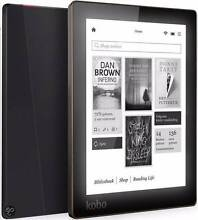KOBO AURA WIFI 4GB EBOOK EREADER - AS NEW - CAN POST Carseldine Brisbane North East Preview