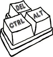 Ctrl Alt Del Computers
